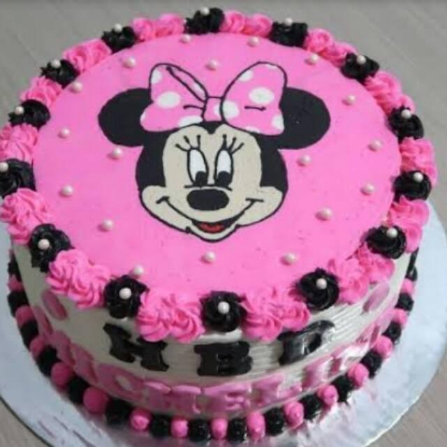 Kue Ulang Tahun Anak Perempuan My Little Pony Berbagai Kue