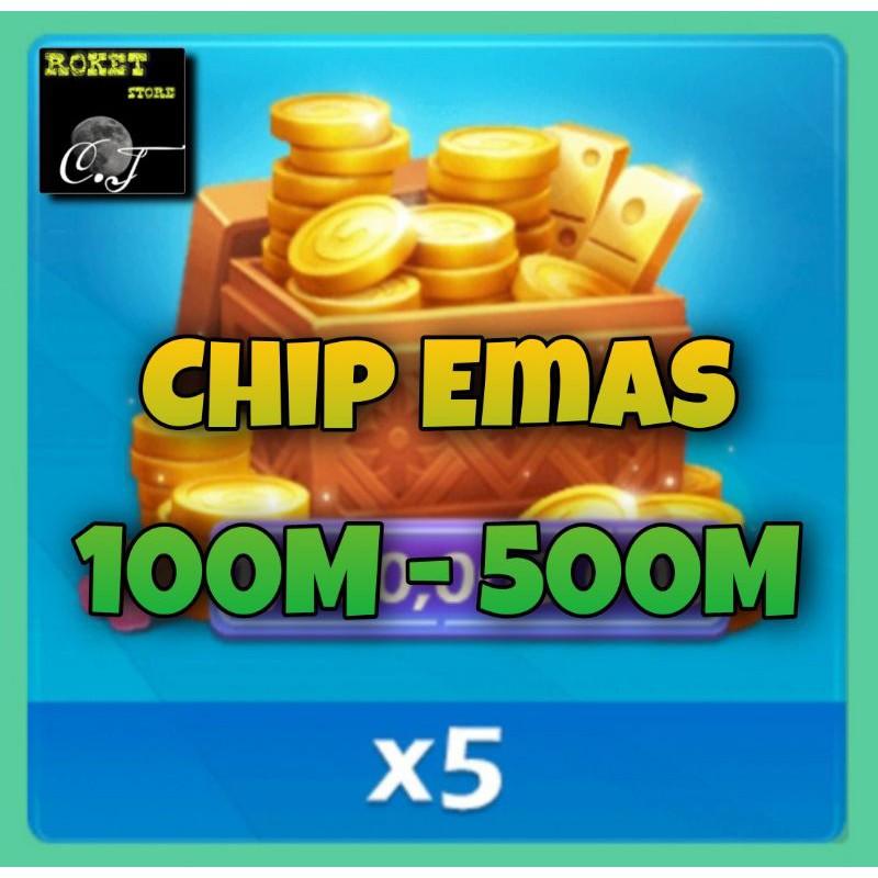 Chip Koin Emas Higgs Domino AGEN RESMI