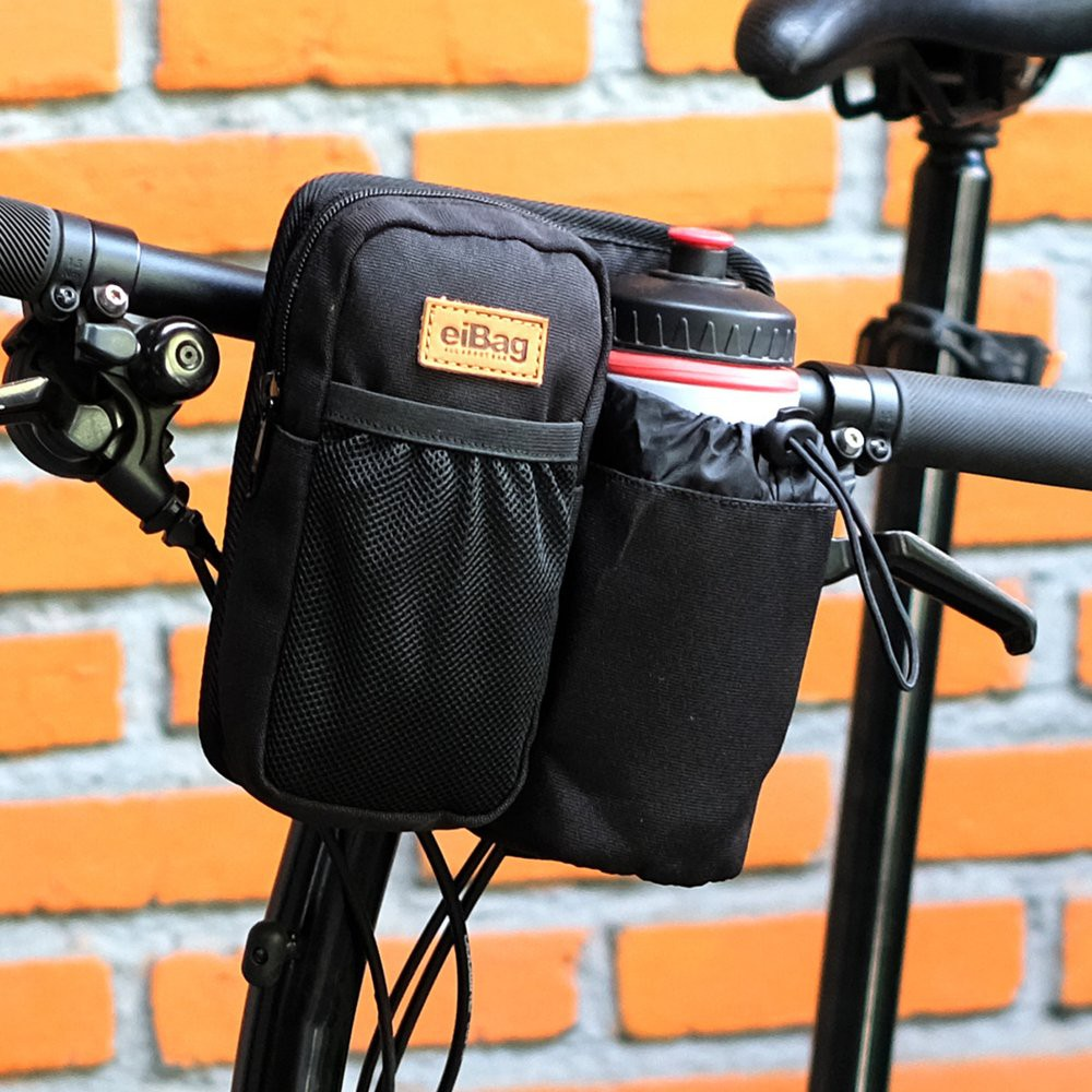 Tas Sepeda Lipat Handlebar Setang Seli Dahon Fnhon Brompton Tern Eibag 1551 Shopee Indonesia