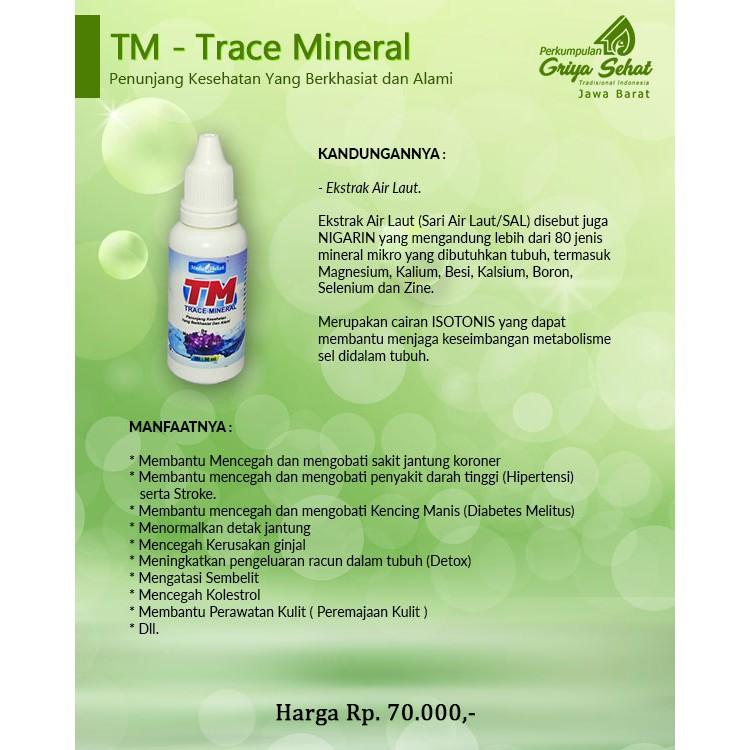 Trace Mineral Membantu Mencegah Dan Mengobati Sakit Jantung Koroner Shopee Indonesia