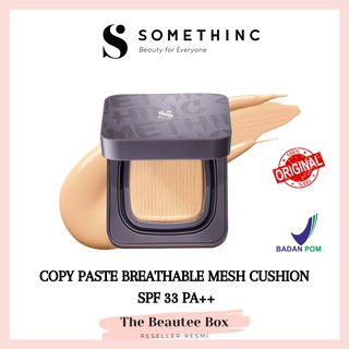 SOMETHINC COPY PASTE BREATHABLE MESH CUSHION SPF 33 PA++ REFILL CUSHION SOMETHINC thumbnail