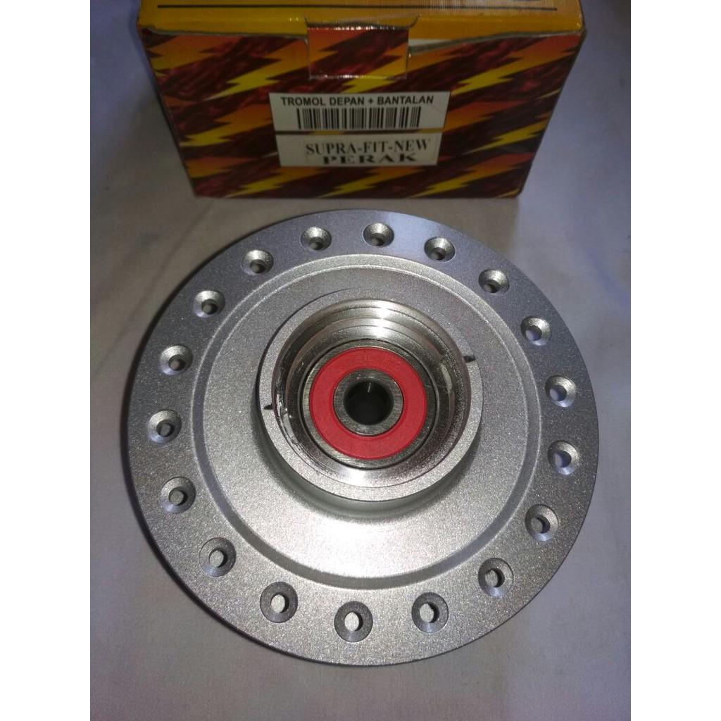 Tromol Depan Klx 150 36 Hole Original 41034 0563 Shopee Indonesia Belakang Ori Kmi