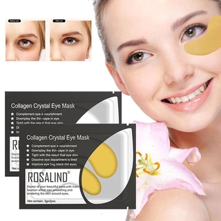 Rosalind Eye Mask Gold Collagen Masker Mata thumbnail