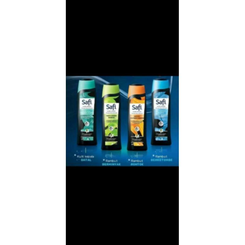 SAFI HAIR XPERT TREATMENT SHAMPOO 160ML-1