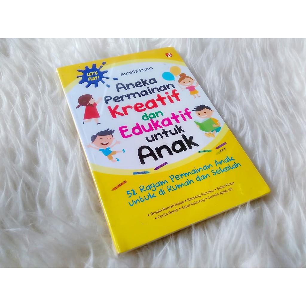 Aneka Permainan Kreatif Dan Edukatif Untuk Anak Shopee Indonesia