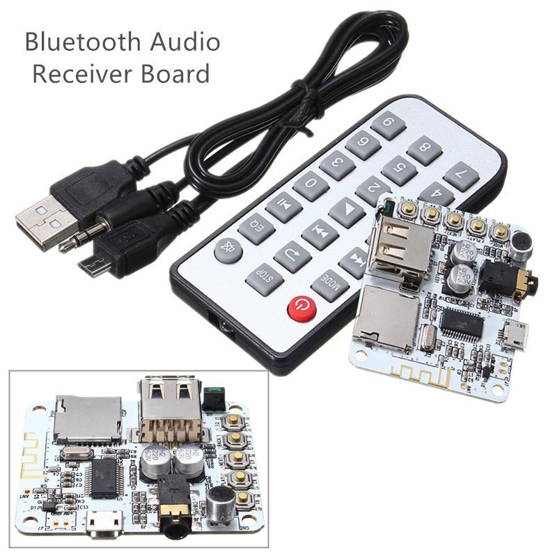 [Bayar Di Tempat]IBT-08 Perangkat Receiver Audio Bluetooth NFC Nirkabel   Shopee Indonesia