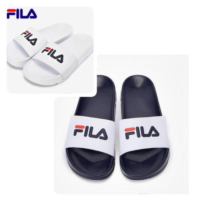 Sandal Fila Slides Sandal Jalan Pria PREMIUM  b9b22710e5