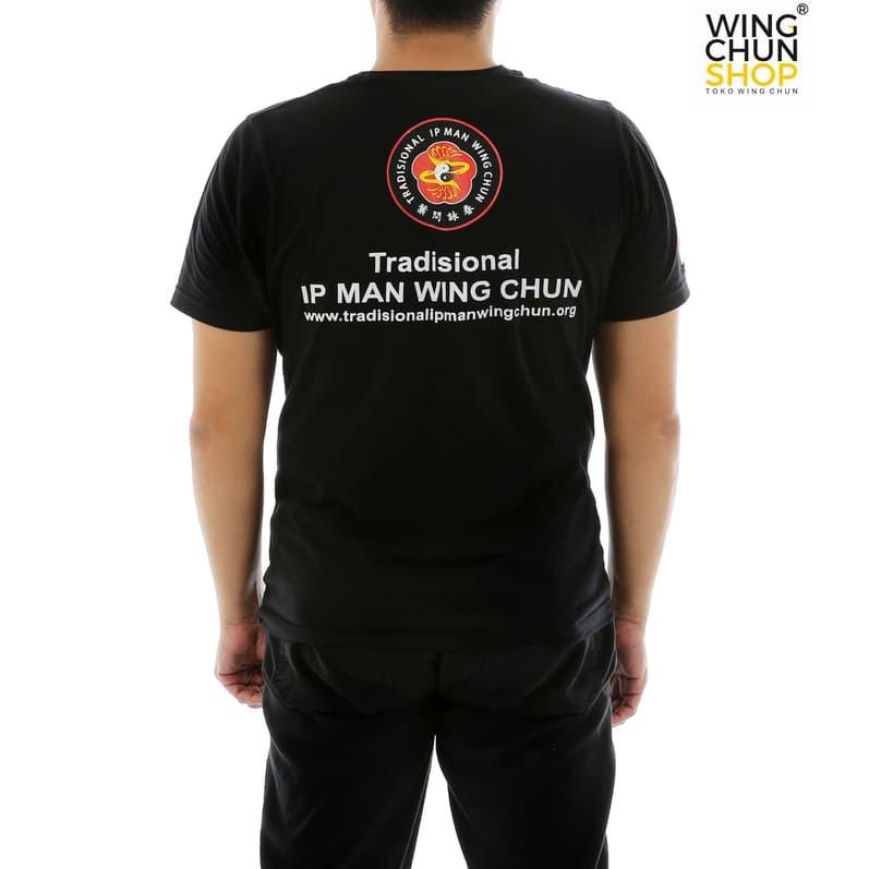 Kaos Wing Chun Hitam  3bcdef2c3c