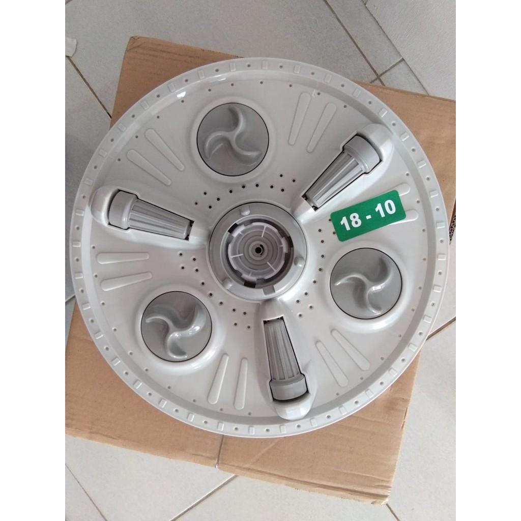 Polytron Mesin Cuci 2 Tabung Primadona Samba Pwm7366 7 Kg Khusus Sharp Puremagic Es T65mw Gk 65 Hijau Jakarta Shopee Indonesia