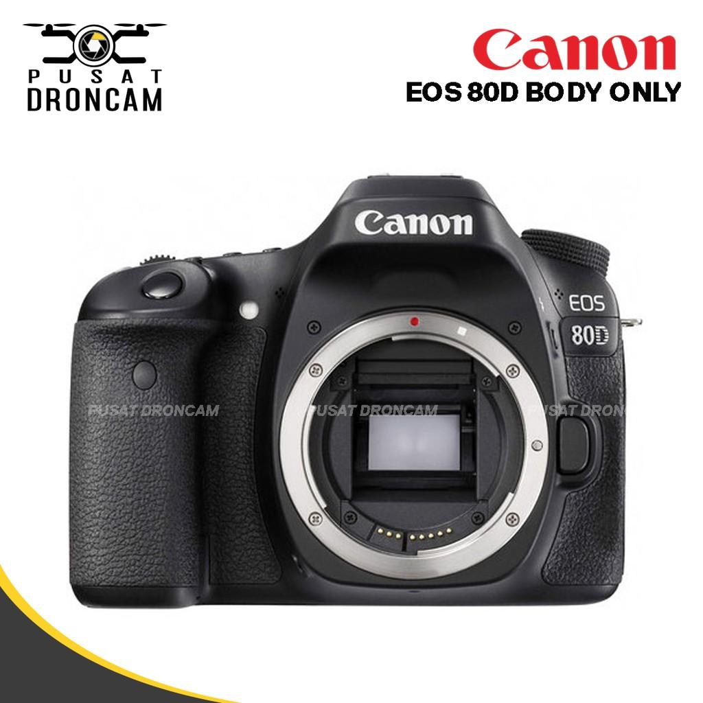 CANON EOS 80D BODY ONLY / CANON EOS 80D BO