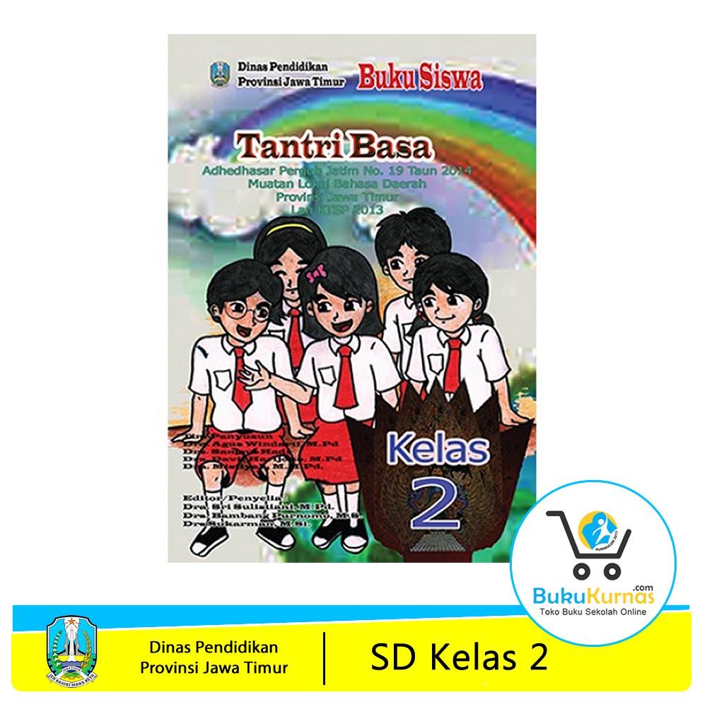 Buku Bahasa Jawa Tantri Basa Sd Kelas 2 Shopee Indonesia