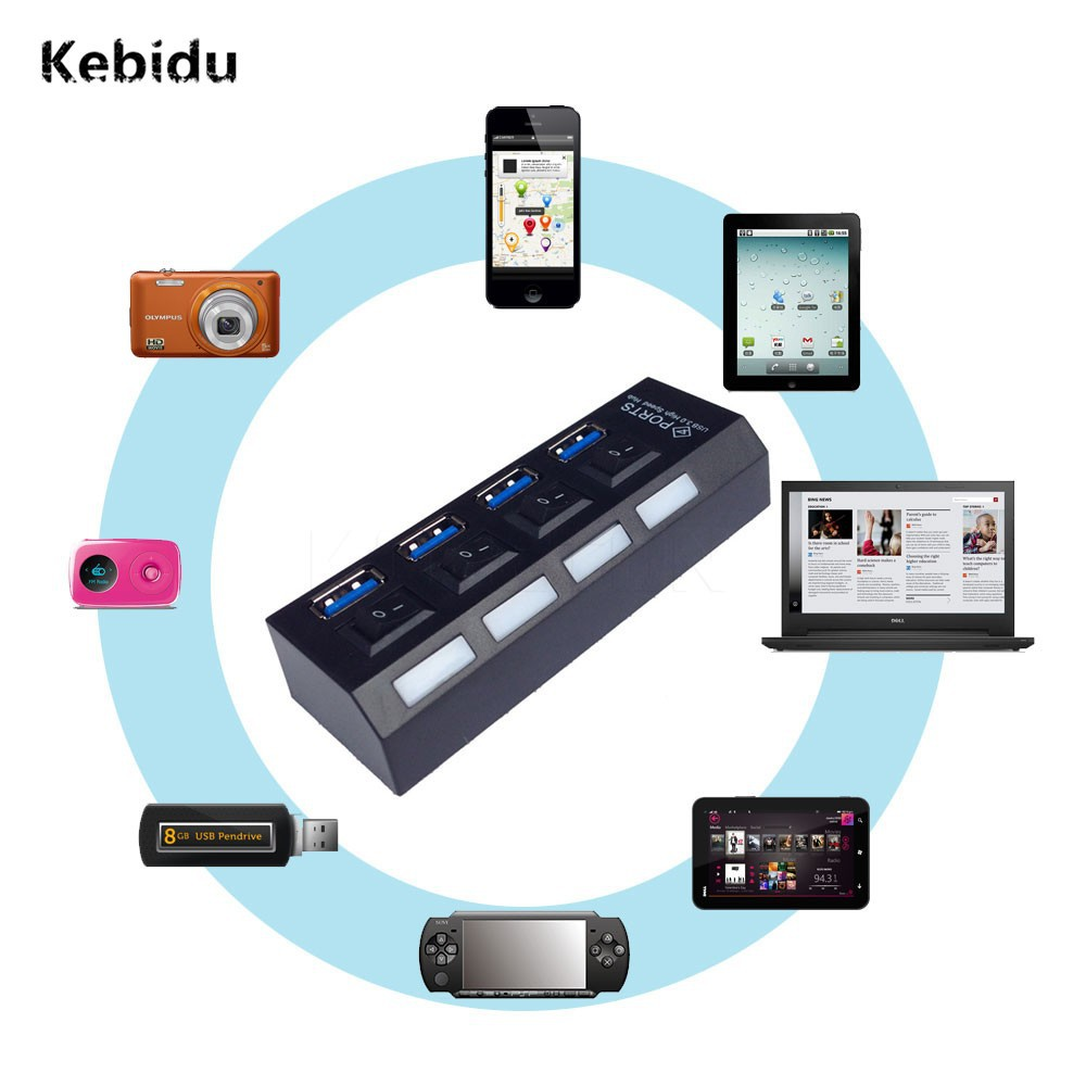 Hub Splitter 3 Port Hdmi 1080p Shopee Indonesia Usb Gurita Lh 086