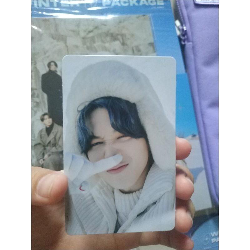 BTS DVD WINTER PACKAGE 2021 PC Jimin, suga, jin, jhope