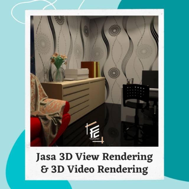Jasa Rendering Interior Dan Eksterior Joki 3d Rendering Murah Berkualitas Shopee Indonesia