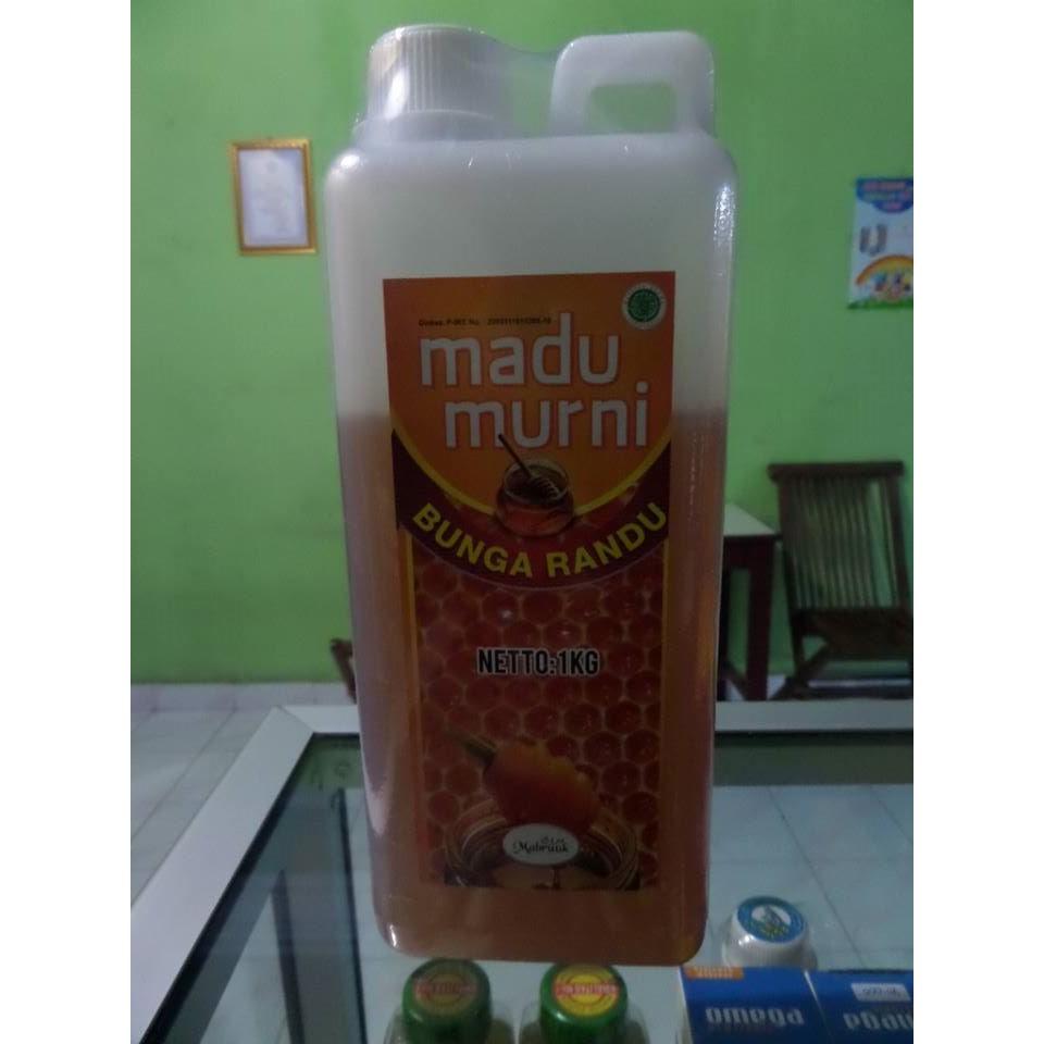Madu Al Shifa 1 Kg Kemasan Kawat 1kg Original 1000 Gr Gram Import Arab Alshifa Natural Honey Shopee Indonesia
