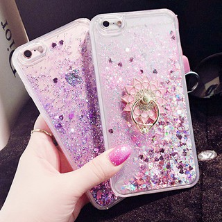 newest a7cc8 527c0 Glitter Water + I-Ring Flower + TALI Case Oppo F1s A59 F5 / Youth ...
