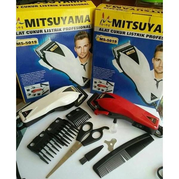 New Product Alat Cukur Profesional Mitsuyama Ms 5019 Free Ongkir ... 30ec174cbc