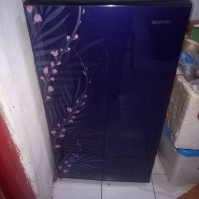 Kulkas 1 pintu sharp