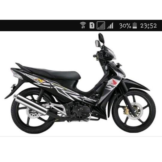 Jok Motor Kulit Jok Motor Honda Supra X 125 Original Sun Rise Shopee Indonesia