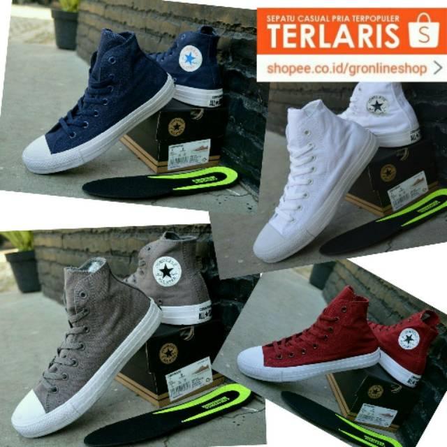 Sepatu sneakers nike presto running olahraga murah  8471e737f9
