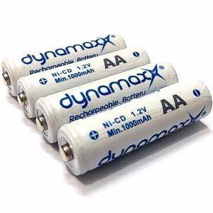 Baterai Cas AA Dynamax 1.2v Rechargeable Ni-Mh Battery Batere Recharge  28e4c4613a