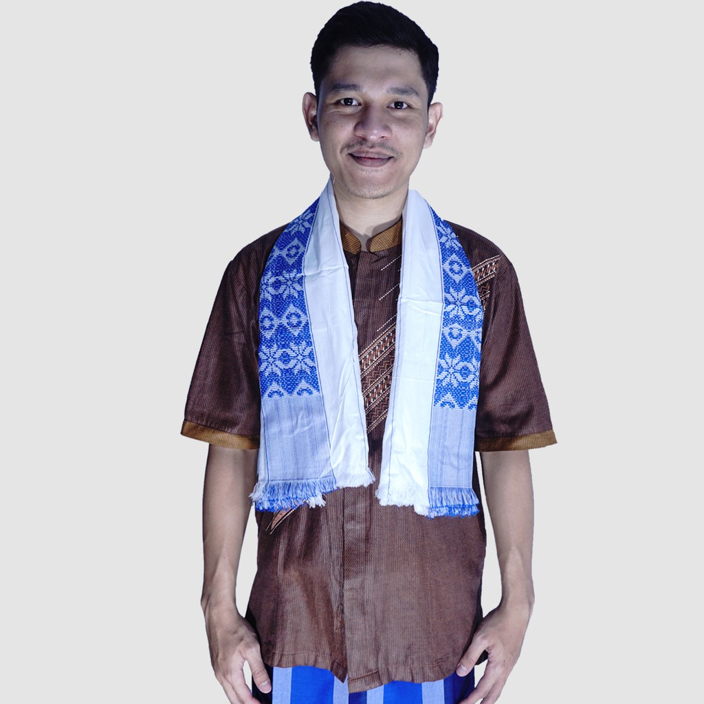 Selendang Tari Sampur Ronce Murah Motif Cerah Shopee Indonesia Santung