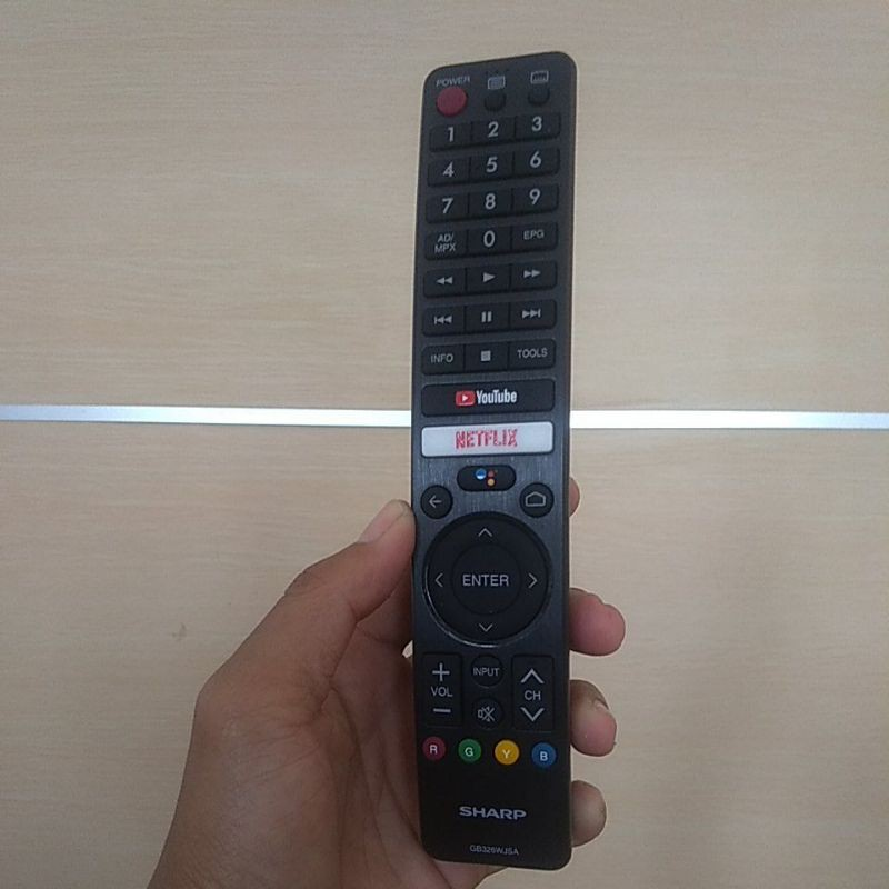 remot tv sharp android