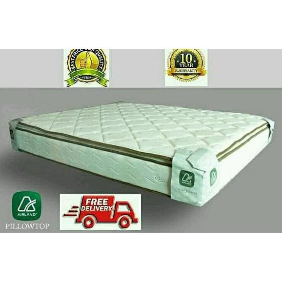 Elite Hanya Kasur Spring Bed Prudent 120 x 200 Terbaik | Shopee Indonesia