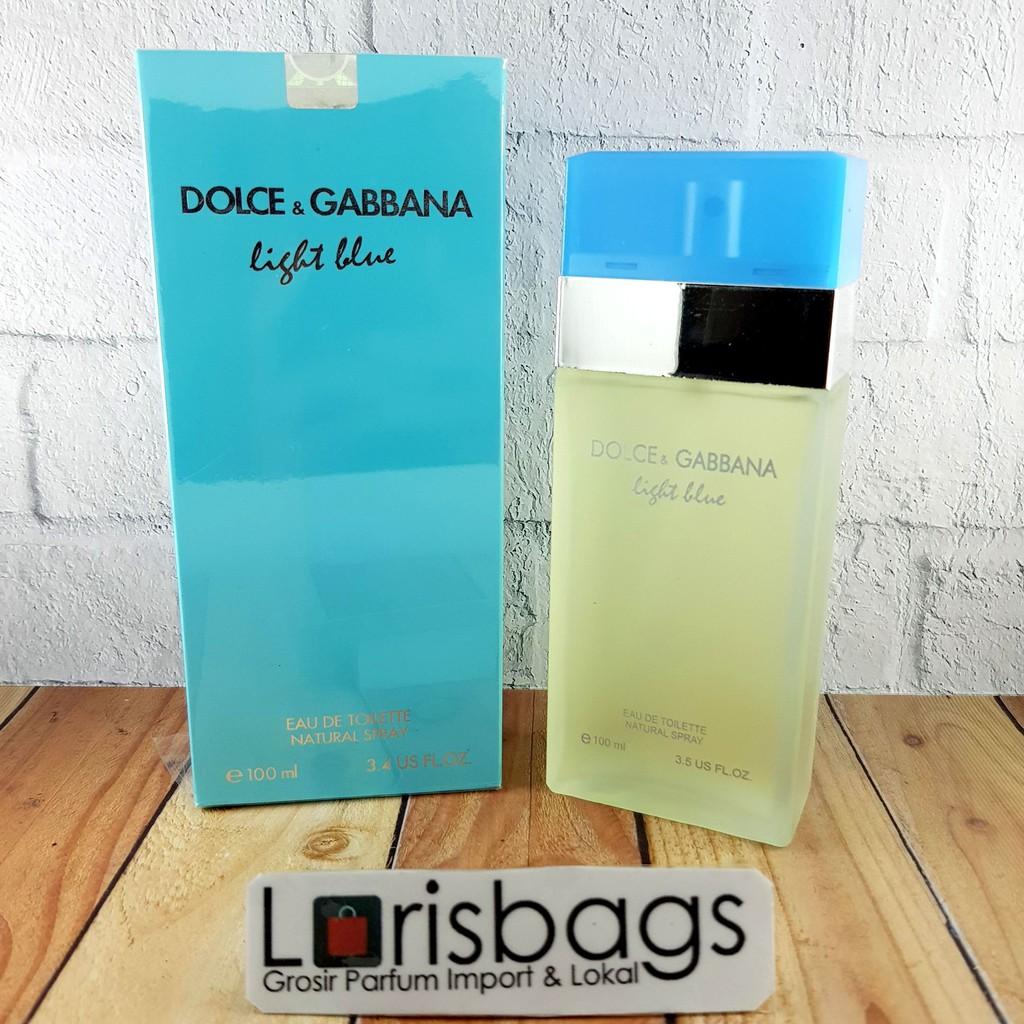 VIAL PARFUM DOLCE & GABBANA LIGHT BLUE DISCOVER VULCANO EDT 2ML ORIGINAL TERMURAH | Shopee Indonesia