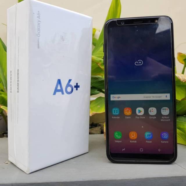 Samsung A6 Plus Second