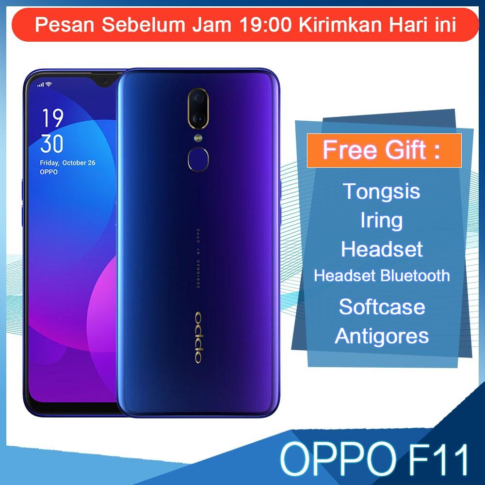 Oppo F11 4gb Ram 128gb Rom Shopee Indonesia