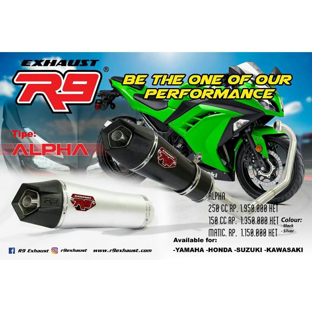 Knalpot R9 Temukan Harga Dan Penawaran Motor Online Terbaik Assen Yamaha Vixion Old New Nvl Full System Otomotif Desember 2018 Shopee Indonesia