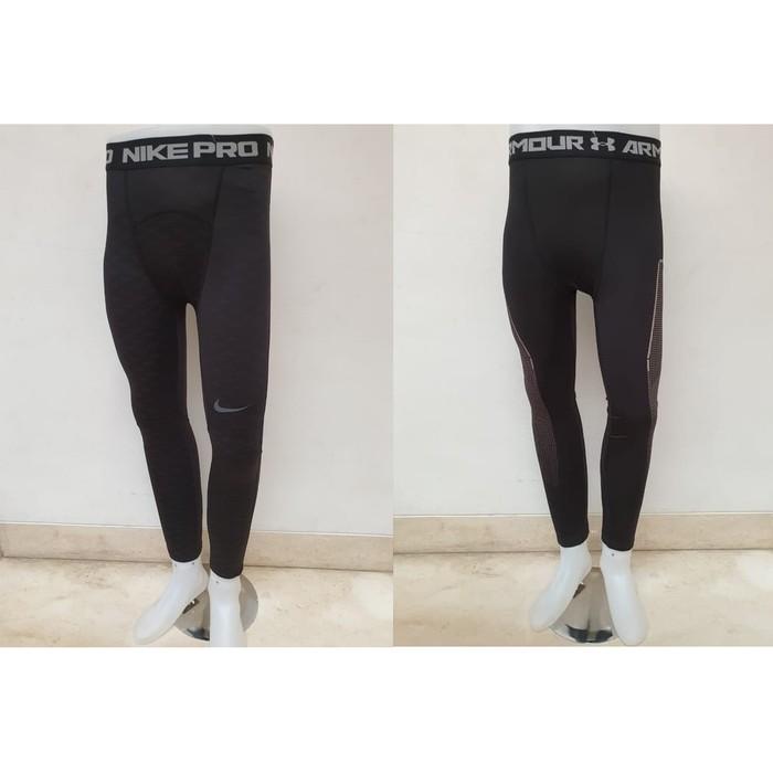 Zoro Murah Celana Legging Sport Panjang Cowok Pria Grade Ori Nike Baselayer Buy Kak Shopee Indonesia