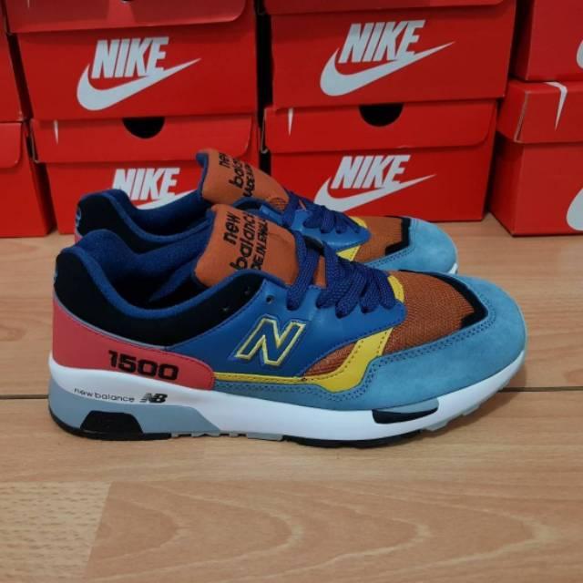 Sepatu New Balance 1500 Multicolour