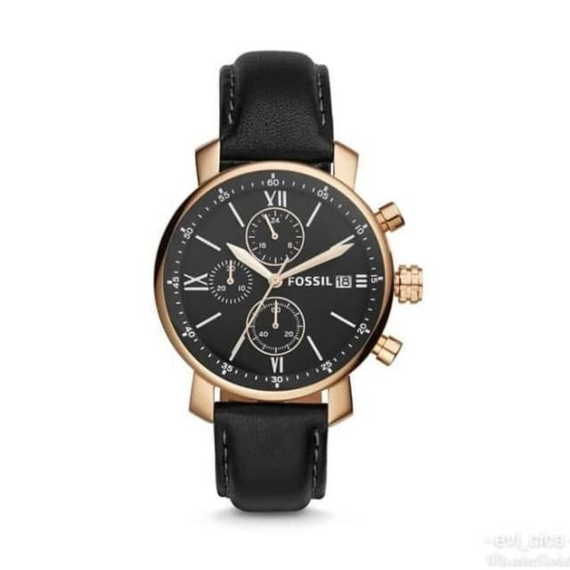 jam tangan fossil hybrid smartwatch q crewmaster FTW1126 original - jam  fossil smartwatch hybrid q  f1bb18de42