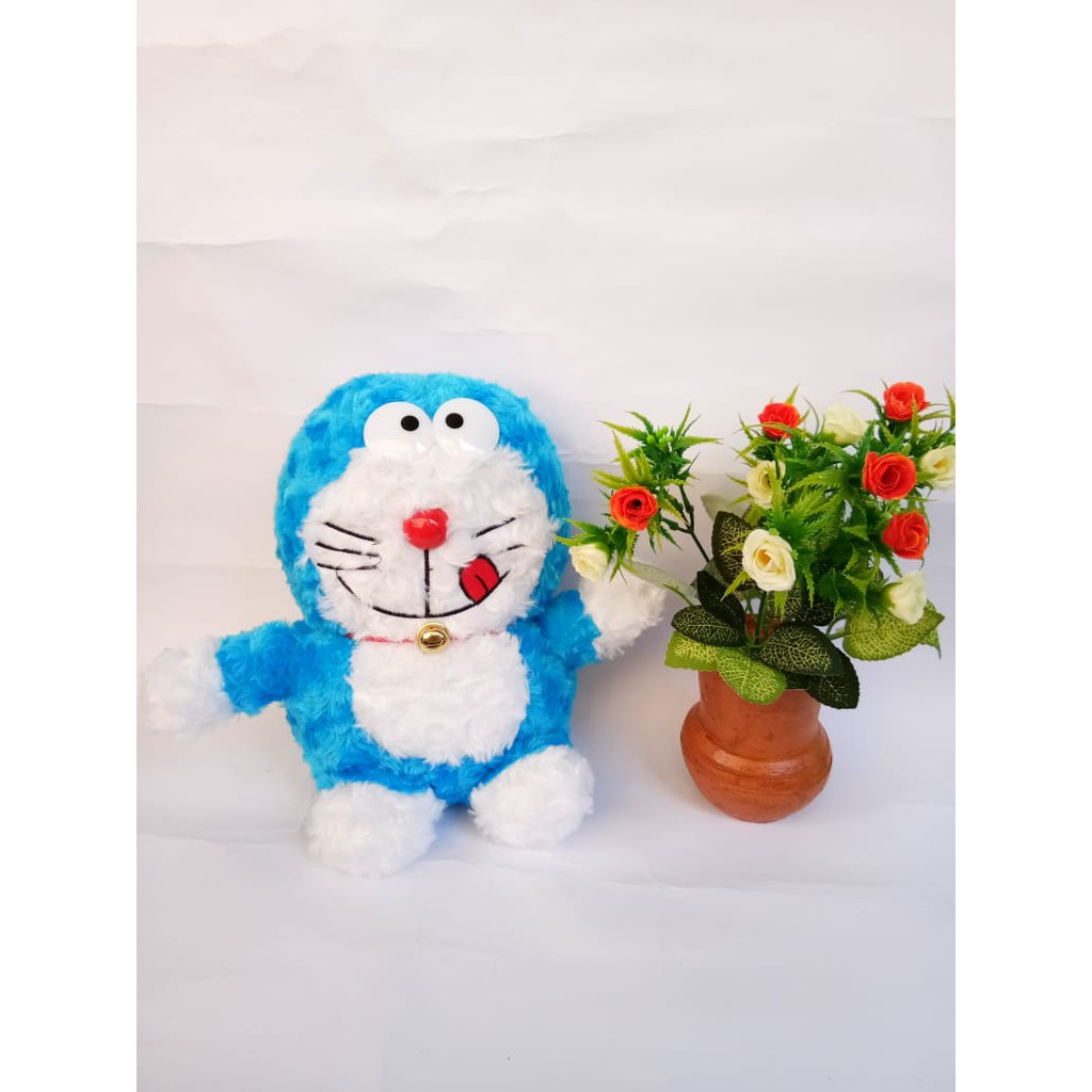 Promo Boneka Doraemon Snail Lucu Ukuran M Doraemon Mini Snail Imut