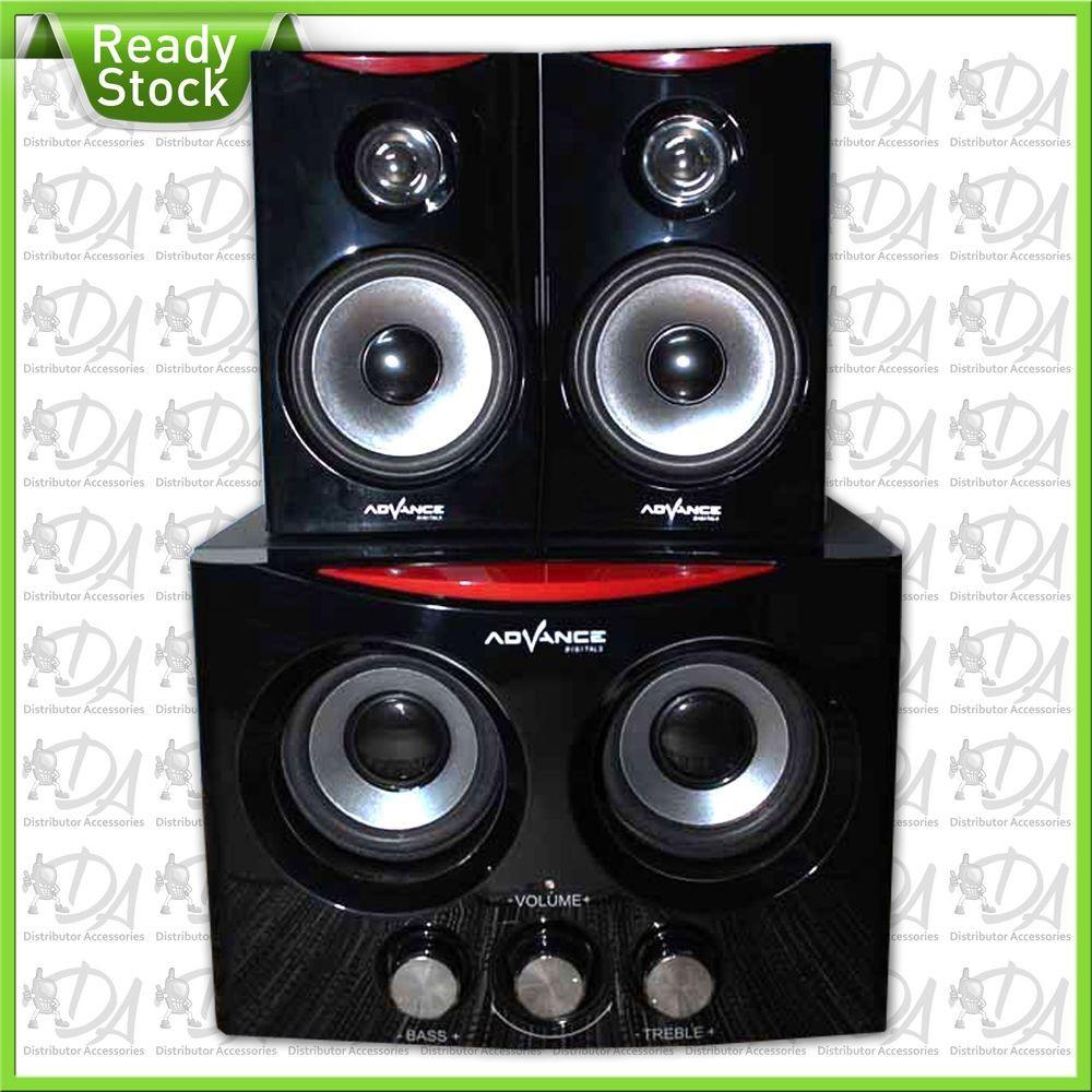 Speaker Elektronik Termurah Advance T101 Bt Bluetooth 5inc T101bt Shopee Indonesia
