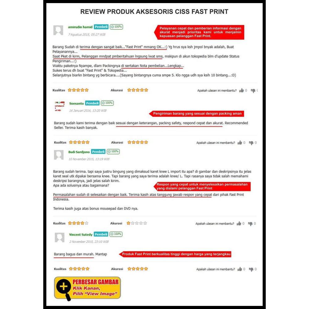 BEST DEAL FAST PRINT KERTAS WATER SLIDE DECAL PAPER UKURAN A4 100 GRAM !