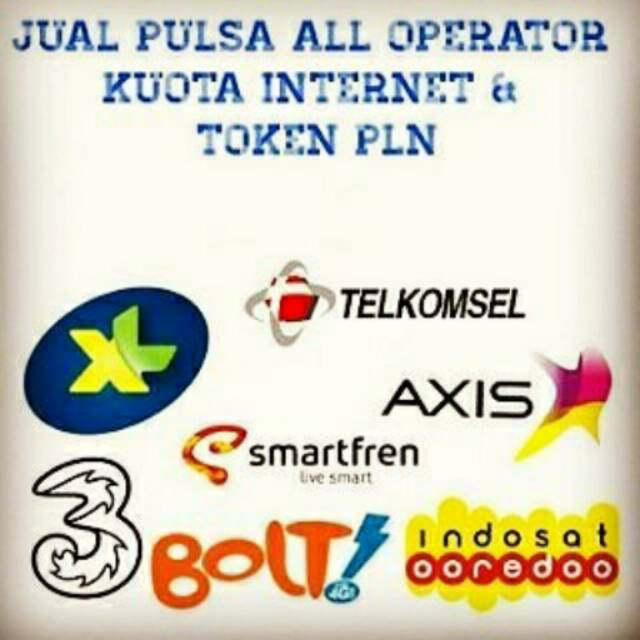 Pulsa Token Listrik Voucher Game Ppob Dll Shopee Indonesia