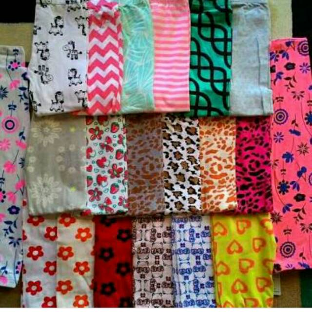 Legging Anak Celana Anak Grosir Celana Celana Cewek Perempuan Shopee Indonesia