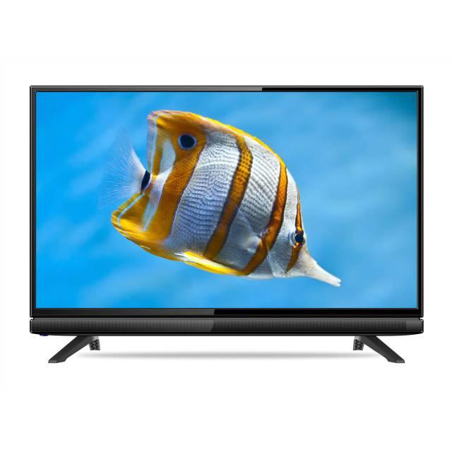 New Model Coocaa 40 inch LED FULL HD TV Hitam model 40D3A Garansi 3 Tahun   Shopee Indonesia