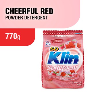 So Klin Softergent Red 770 gr