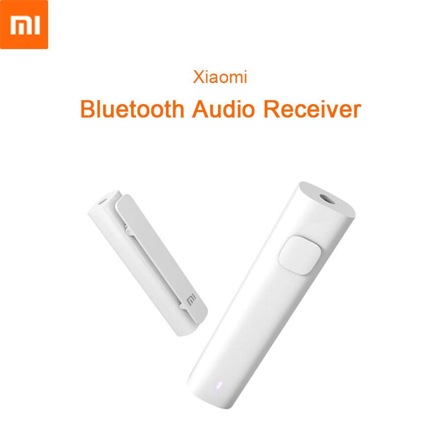 Limited Xiaomi Wireless Bluetooth 42 Audio Receiver Adapter 35mm Jack Aux Px Music Btr 1600 Baru Ampamp Garansi 1 Tahun
