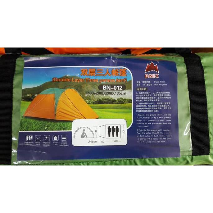 tenda bnix - Temukan Harga dan Penawaran Online Terbaik - Olahraga & Outdoor Januari 2019 |