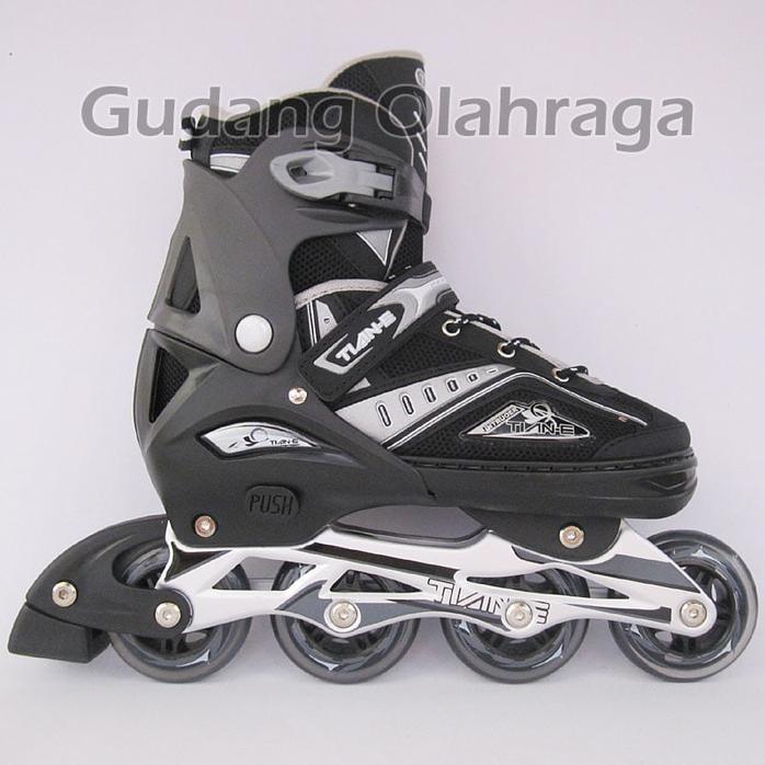 Promo!! Sepatu Roda Ban Karet Anak Dan Dewasa   Inline Skate Model ... b1a70194cb