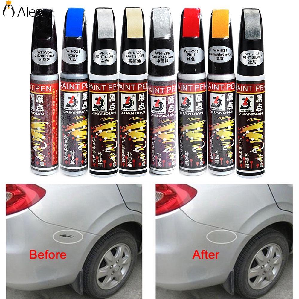 Auto Paint Touch Up >> 8 Colors Car Touch Up Pen Car Scratch Repair Agent Car Paint Repair Tool Alid