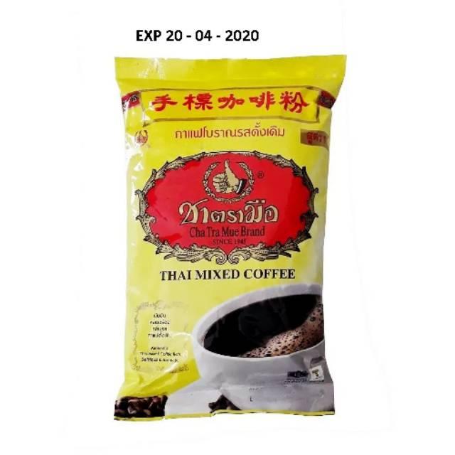 Thai Coffee Chatramue Brand 400gr Mixed Thailand Kopi Ice Milk Iced Cha Tra Mue Es Susu | Shopee Indonesia