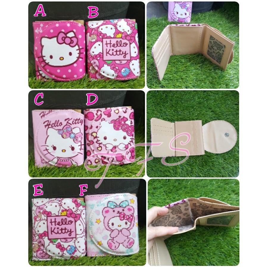 Dompet Koin Hello Kitty Tali Shopee Indonesia Silicon New