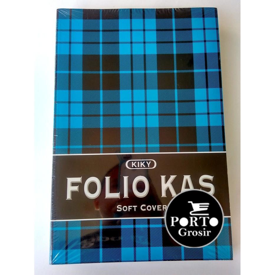 Buku Folio Kiky Shopee Indonesia Polio Bergaris Doble Sidu 200 Lbr