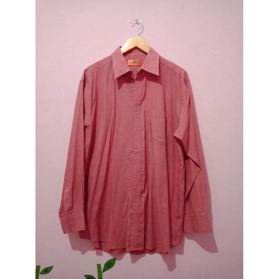 Dapatkan Harga Blouse Pakaian Pria Formal Diskon Shopee Indonesia Fbw Clayton Long Sleeve Batik Shirt Cokelat